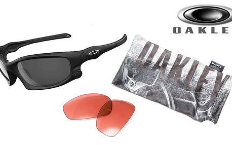 Luxusní sportovní značkové brýle Oakley Split Jack