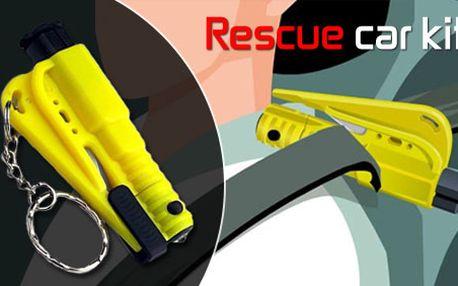 Chcete větší pocit bezpečí? Bezpečnostní sada BODYGUARD jen za 99 Kč. Obsahuje tři nástroje, které vám mohou zachránit život. HyperSleva 80 %!