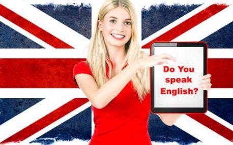 6 či 12měsíční on-line kurzy angličtiny!