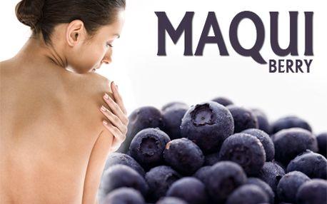 Maqui berry tablety 60x2000mg len za 9,99 €! Má najvyšší objem antioxidantov na svete, ktoré pomáhajú človeku nastoliť pocit pohody a bojovať proti škodným voľným radikálom v tele!