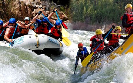 Sportovní víkend - Raftová akademie jen za 2300 Kč!
