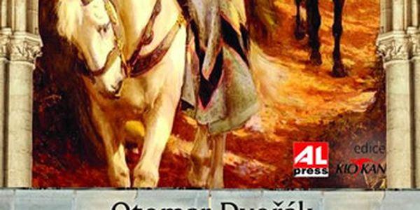 Kniha Meč pro královnu - Hra Žofie Bavorské o českou korunu i čest