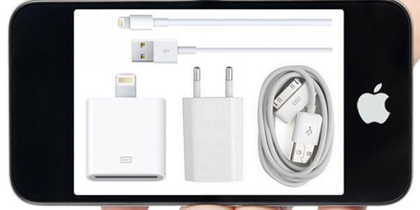 Dátový kábel, nabíjačka pre iPhone 4/4S, dátový kábel alebo adaptér na pripojenie k staršiemu príslušenstvu pre iPhone 5 už od 4,90 €! Plne kompatibilné s aplikáciou iTunes!
