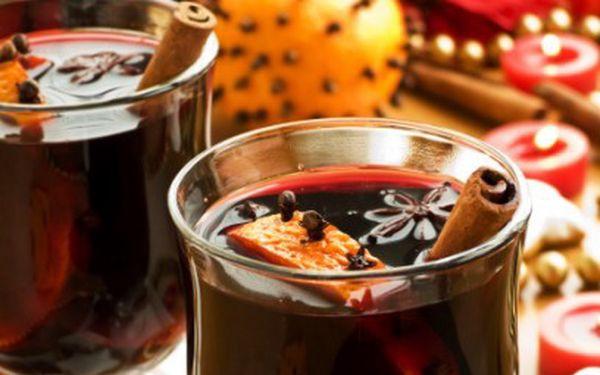 Dvě výtečná svařená vína za 44 Kč!