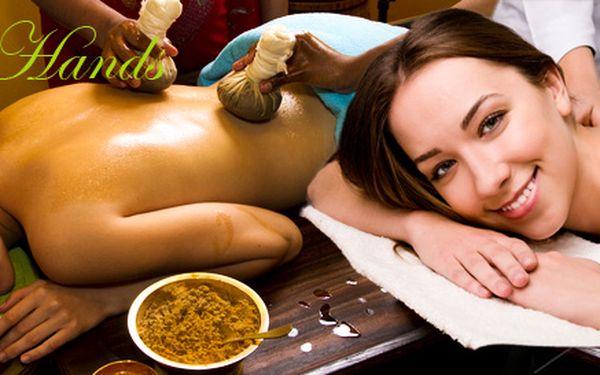 Indická ájurvédská masáž dle vašeho přání