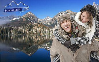 Zažite tatranskú zimu! 3-dňový pobyt pre 2 osoby vo Vile Emma! Raňajky, večera, fľaša sektu, vstup do sauny a iné!