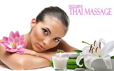 All Inclusive WELLNESS Balík nabitý procedúrami v PreRelax - Exclusive Thai Massage Center! Parný kúpeľ, olejová masáž, sauna a nápoje spolu len za 15,90 €!