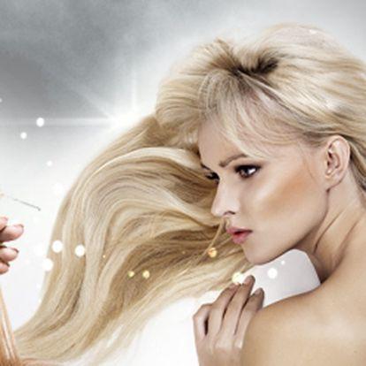 Perfektní MELÍR + STŘIH + FOUKANÁ + STYLING jen za 489 Kč! Akce se vztahuje na všechny délky vlasů! Přijďte si pro svůj nový, moderní vzhled se úžasnou slevou 59%!