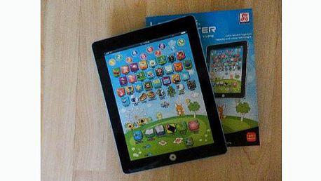 Úžasný dárek pro vaše děti! Dětský tablet jen za 229 Kč, který naučí vaše ratolesti anglická čísla, abecedu a slovíčka. Nejlevněji v ČR!!