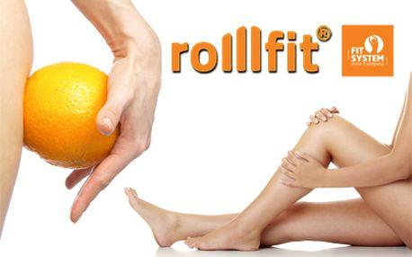 Poukážka v hodnote 500 € len za 100 € na nákup akéhokoľvek Rollfit - celotelového masážneho prístroja proti celulitíde od Vital Studio!