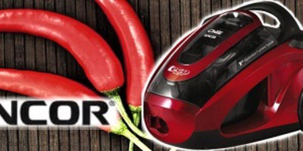 Bezsáčkový vysavač SENCOR SVC 1020 Chilli