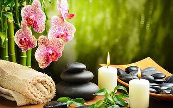 2,5hodinový wellness balíček masáží jen za 490 Kč!
