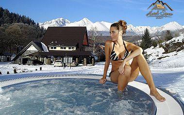 Vychutnajte si tatranskú lyžovačku a oddych vo dvojici na 3 alebo 5 dní! Polpenzia s neobmedzeným vstupom do wellness a to všetko s 50% zľavou!