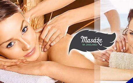 Masáž pro celkové uvolnění a odstranění napětí za 98 Kč! Masáž zahrnuje 2 techniky: Klasická masáže & Havajská masáže Lomi-Lomi. Tyto 2 kombinace vedou k úplné regeneraci svalů zad a šíje.