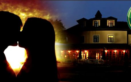 3 denní AMORŮV VALENTÝNSKÝ POBYT s luxusními zábaly v Golf hotel Morris Mariánské Lázně