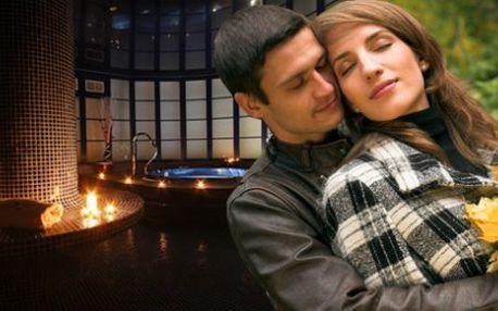 3 denní ROMANTICKÝ POBYT s valentýnským menu pro 2 osoby ve staroanglickém hotelu Morris Česká Lípa