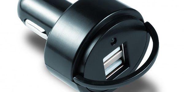 USB nabíječka do auta - na cestách nabije Váš telefon, foťák nebo MP3 přehrávač!