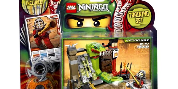 Lego Ninjago 9558 Tréninková sada