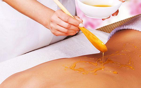 Relaxační masáže v salonu Beauty zone