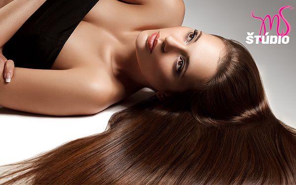 Nemusíte čakať kým Vám vlasy narastú. Predlžovanie vlasov keratínovou, eurolocovou alebo mirkoringovou metódou podľa želania so 70% zľavou len za 149 €.
