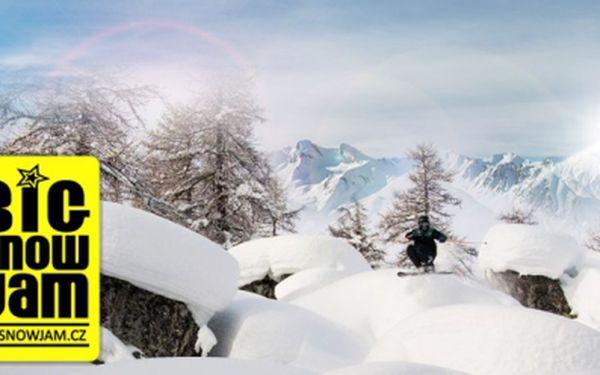 Týden ve francouzských Alpách, včetně 7 nocí UBYTOVÁNÍ přímo na svahu, DOPRAVY a SKIPASU jen za 6.790 Kč! Atraktivní termín 8.2.2013! Užij si Valentýn a jarní prázdniny na super akci pro mladé Big Snow Jam Valentine! Ušetříte 32%!
