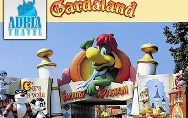 Navštívte s nami len za 69 € taliansky zábavný park Gardaland a aj Sea Life !