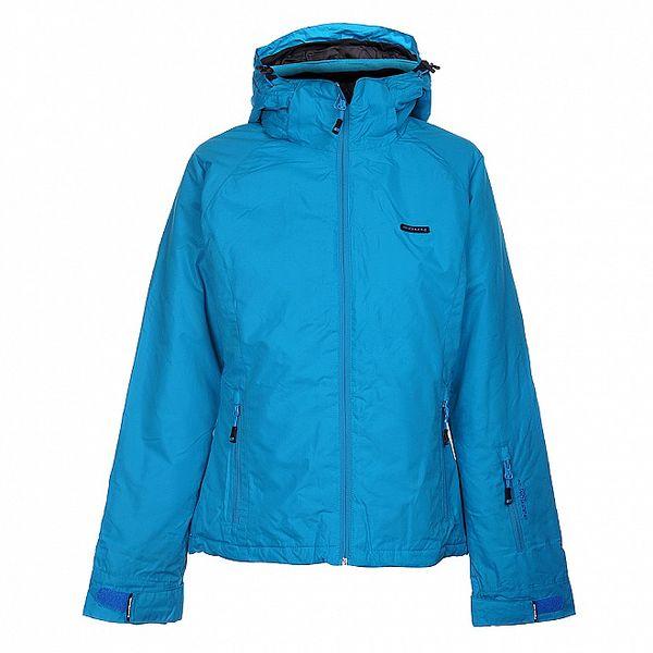Dámska svetlo modrá lyžiarska bunda Envy