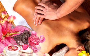 45 minut relaxační aromaterapeutické masáže zad a šíje s předehřátím v infrasauně v luxusním hotelu v centru Českých Budějovic! Dopřejte si relaxaci a odpočinek!
