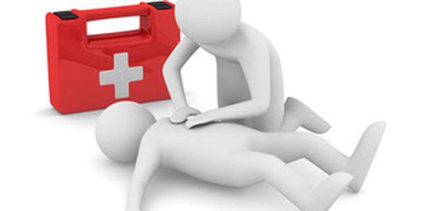 Školení první pomoci pro Vaše pracovníky (10 osob)
