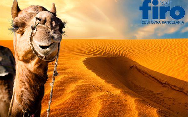11 alebo 12-dňový zájazd do letoviska Tabarka od CK Firo tour! Ubytovanie v hotelovom rezorte Dar Ismail***** priamo pri pláži, letecká doprava z BA a služby all inclusive!