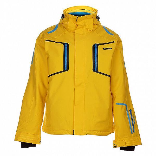 Pánská žlutá lyžařská bunda Envy