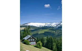 Dovolená v PECI POD SNĚŽKOU! 4denní pobyt pro 2 osoby s polopenzí v horské boudě MÍLA. POZOR! Kupón platí AŽ do konce roku 2014
