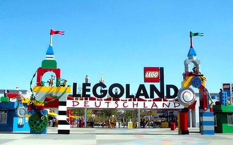 Výlet do Legolandu