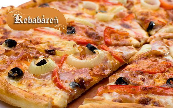 Donáška pizze podľa originálnej receptúry len za 3,40 €. Chuť Talianska priamo u Vás doma po 50% zľave.