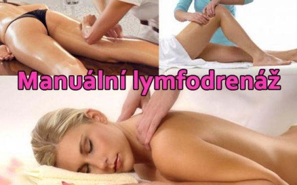 60 min. manuální LYMFODRENÁŽ ve studiu KLEOPATRA u I.P.Pavlova, P1!! Efektivně detoxikujte tělo a zbavte se otoků! Příjemná relaxace pro vás a vaše tělo!!