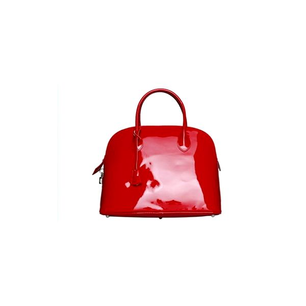 Dámská kabelka made in italia rubino