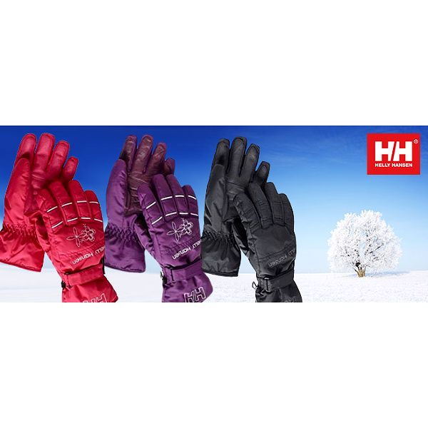 Dámské zimní rukavice Helly Hansen