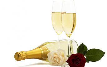 Krásny valentínsky darček - ručne vyrábaná flaša naplnená kvalitným vínom alebo destilátom. Zľavový kupón platí až do 14.2.2013!!!