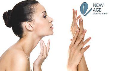 Ošetrenie pleti technológiou plazmových tokov v Diamond Skin by Claudia Krekáň so zľavou až 77%! Dokonalé a okamžité odstránenie vrások, strií, akné, pigmentácie a jaziev!