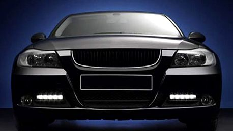 LED světla pro denní svícení pro Vaše automobily a větší bezpečnost na silnicích za fantastických 229 Kč. Výrazně menší spotřeba energie, vysoká životnost a 77% sleva!