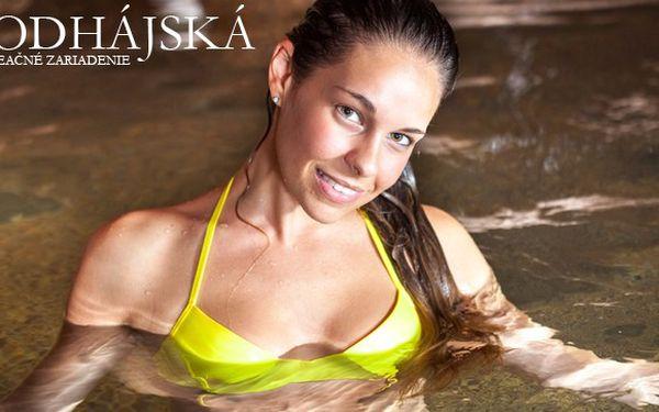 Dovolená Slovensko termální lázně