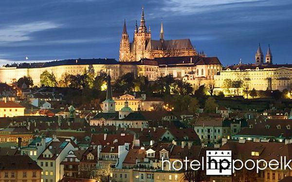 3 dny pro 2 osoby v hotelu Popelka**** v Praze se vstupenkou do Aquaparku Barrandov. Užijte si návštěvu Prahy ve 4 hvězdičkovém luxusu!