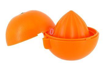 Praktický odšťavňovač ve tvaru pomeranče a poštovné ZDARMA! - 15