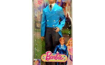 Barbie princ Ken. Vysněný muž panenky Barbie.