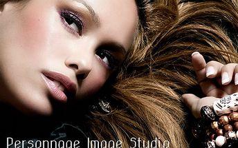 Trendová zmena účesu - umytie, strih, melír alebo farbenie a záverečný styling vlasov v Personnage Image Studio! Zmeňte svoj imidž už od 7,90 €!