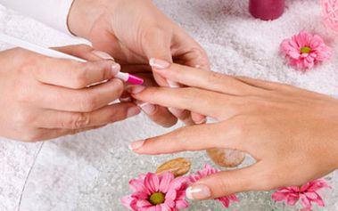 Parafínový zábal na ruce, masáž a peeling rukou NEBO japonská manikúra P-SHINE za krásných 119 Kč!