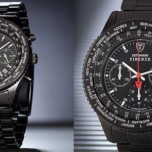 Pánské hodinky Detomaso Firenze Black
