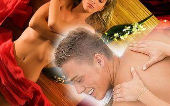 """TANTRICKO-RELAXAČNÍ MASÁŽ v délce 70 minut pro dámy i pány! Skvělá uvolňující masáž, při které zažijete olejovou masáž celého těla, omývání horkými ručníky a vyvrcholením celé masáže je smyslná uvolňující masáž """"JONI NEBO LINGAMU"""", což celý prožitek ještě umocní a prohloubí!"""