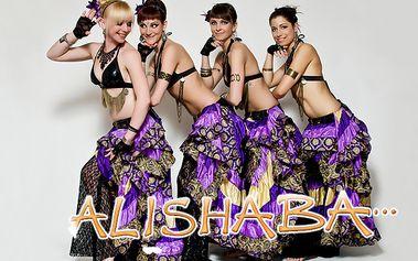 16,90 € za orientálne brušné tance pre začiatočníčky a mierne pokročilé, orientálne tance pre dámy, Chi-toning alebo Tribal style. Nové druhy tancov a cvičení v štúdiu Alishaba s 52% zľavou.