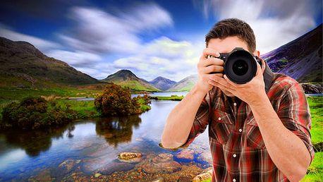 Pod vedením profesionálnych fotografov sa naučíte teóriu aj prax lepšieho a kreatívnejšieho fotografovania. Správne nastavenie fotoaparátu, práca so svetlom a omnoho viac na kurze digitálnej fotografie len za 39€.